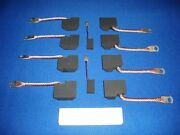Fits Lincoln Welder Sa 200 250 Sae 300 400 Full Brush Set T344 And T7554 W/seater