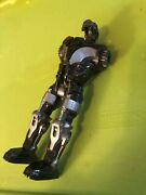 Real Steel Battle Champions Game Zeus For Parts Only Incomplete
