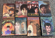 Pendragon Fantasy Books Mixed Lot Of 8 Preowned Vg Cond J.d. Mchale