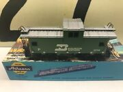 Athearn Ho Scale Bn Burlington Northern Wide Vision Caboose Rtr New Old Stock