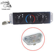 Hvac Ac A/c And Heater Control With Blower Motor Switch For 94-04 Jeep Wrangler Tj