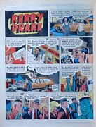 Kerry Drake By Alfred Andriola Lot Of 18 Full Tab Page Sunday Comics Late 1973
