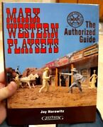 Greenberg Marx Western Playsets Horowitz 1992 Hb Fe 191 Pages Toy Cowboy Fort