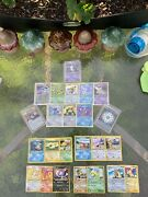 Pokemon Card Lot Of Super Rare Vintage Holos And More