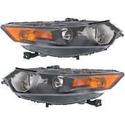 33151tl0a02 33101tl0a02 New Driver And Passenger Side Hid/xenon Lh Rh For Tsx