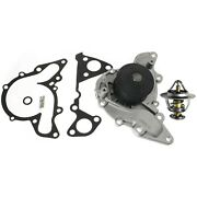 Md194988 New Set Of 2 Water Pumps For Mitsubishi Eclipse Chrysler Sebring Pair