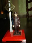 Toy Train Accessory Lionel Number 1045 Flagman