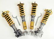 Ohlins Road And Track Coilovers System For 2003-06 Mitsubishi Lancer Evo 7 8 9