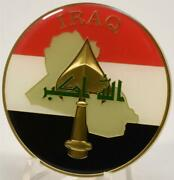 Central Intelligence Agency Cia Iraq Near East South Asia Div. Challenge Coin