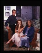 Touched By An Angel Della Reese Roma Doney John Dye Original 5x4 Transparency