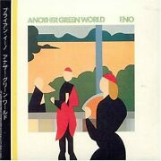 Brian Eno - Another Green World - Paper Jacket
