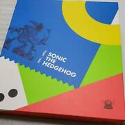 Sonic The Hedgehog 25th Anniversary Art Book Collectorand039s Edition