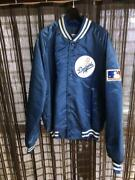 Vintage Mlb Los Angeles Dodgers Chalk Line Jacket Size M Made In Usa Very Rare