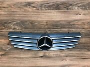 Mercedes Benz Oem W215 Cl500 Cl600 Cl55 Front Hood Grille Grill 2000-2006