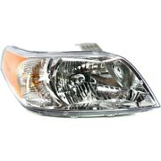 Headlight For 2010-2011 Chevrolet Aveo5 Ls Lt Models Right With Bulb
