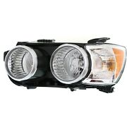 Headlight For 2014-2015 Chevrolet Sonic Ltz Left With Bulb And Dusk Package