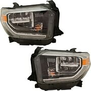 811100c140 811500c140 New Driver And Passenger Side Lh Rh For Toyota Tundra 19-21