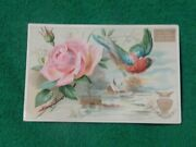 Antique 1800s Victorian Trade Card Peninsular Stoves Ranges Furnaces Nice Colors