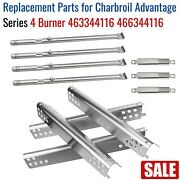 Gas Grill Parts For Charbroil Advantage 4 Burners Tube Fits 463344116 466344116