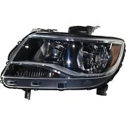 Headlight For 2015-2019 Chevrolet Colorado Driver Side Reflector Type