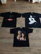 Lot 3 Tees Celine Dion Shirt 2008 Concert Vegas A New Day Nwt Undated