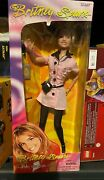 New Britney Spears 1999 Baby One More Time Doll Pink Waitress Fashion Rare