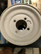 Boat Trailer Rv 8 Inch Rims New Pair Four Hole