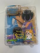Family Guy Series 7 Groovy Death Mezco Collectible Character