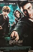 Daniel Radcliffe Signed Harry Potter And The Order Of The Phoenix Poster Bas Coa
