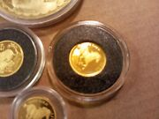 2008. Tuvalu Race Horse 1/25 Oz Proof Rare Gold By Perth Mint