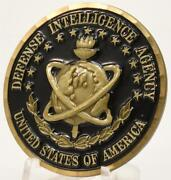 1st Iteration Dia Defense Intelligence Agency Usic Intel Challenge Coin