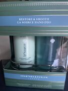 Crabtreeandevelyn La Source Hand Duo Hand Therapy And Hand Lotion 8.5oz