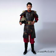 Ancient Armor General Armor Clothing Soldier Male Crew Stage Performance Costume
