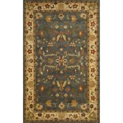 Liora Manne Petra Oushak Indoor Rug Blue 9and039 X 12and039