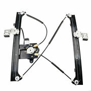 Front Right Power Window Regulator With Motor For 2002-2009 Chevy Trailblazer