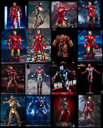In Stock King Arts Marvel The Avengers Iron Man 1/9 Scale Diecast Action Figure