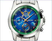 Presale Seiko X Sonic The Hedgehog 30th Anniversary Mens Official Watch Limited