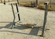 Metal Base Legs Table Kitchen Island Counter Industrial Age Steampunk Vintage E