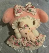 My Melody Sanrio Laura Ashley Meets Collaboration Doll Couture Rose Pattern
