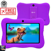 Contixo 7'' For Kids Android10 Tablet Pc Bluetooth 2+32gb Quad-core 2cam Wifi Hd