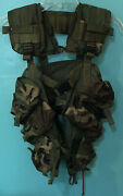 Us Army Military Enhanced Tactical Load Bearing Vest 8415-01-296-8878