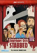 Hnn Presents Everybody Gets Stabbed Nick Pages-oliver Daniel Buckle New Dvd