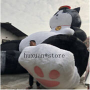 3 Meter Cat Inflatable Outdoor Inflatable Plush Toy Giant Adult Party Decoration