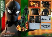 1/6 Hot Toys Mms541 Spider-man Sneak Stealth Battle Suit Deluxe Ver Figure Toy