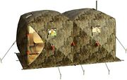 Russian-bear Hot Tent With Stove Jack - Camping Hunting Ice Fishing Outfitter Co