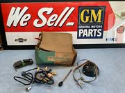 1957 57 Chevy Chevrolet Pick Up Truck Nos Directional Signal Parts