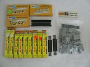 Atlas N Scale Track Lot S 2501 2511 2520 2521 2526 2532 2541 2546 2547 2548 Nos