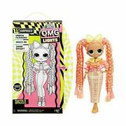 Lol Surprise Omg Lights Dazzle Fashion Doll With 15 Surprises - Brand New