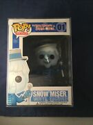 Funko Pop The Year Without A Santa Claus Snow Miser 01 Vaulted
