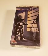 New The Invisible Boy Vhs 1993 Oop Rare Forbidden Planet Sequel Robby Robot Cult